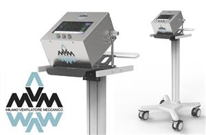 Milano Ventilatore Meccanico (MVM): certified by the FDA and available for production